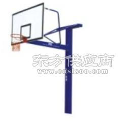 室外地埋篮球架专业制造商家图片