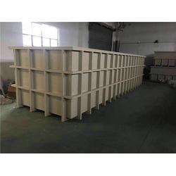 塑料材质酸洗槽多品种(图)-酸洗槽防酸能力-酸洗槽图片