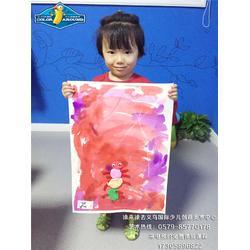 涂来涂去少儿美术培训中心,儿童学画画培训,义乌画画培训图片