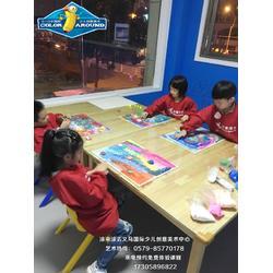 幼儿画画培训_涂来涂去少儿美术培训中心_义乌画画培训图片