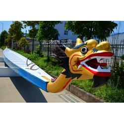 18.3米玻璃钢龙舟 端午节龙舟大赛 国际标准比赛龙舟 赛龙舟专用图片