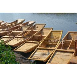 4米小渔船 户外钓鱼船 双桨手划船 传统农用鱼船 河道清洁打捞船图片