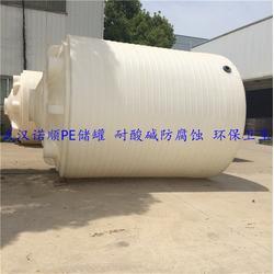 荆州塑料储罐-耐盐酸塑料储罐-厂家直销图片