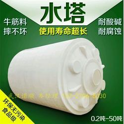 塑胶贮罐、潜江贮罐、武汉诺顺30吨塑料储罐图片