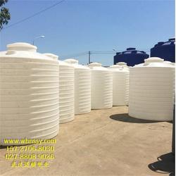 汉南5吨塑料水箱、武汉诺顺PE水箱、5吨塑料水箱储水塔图片