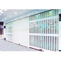丽江银行防盗卷帘门品牌、丽江银行防盗卷帘门、永正门业图片