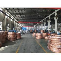 铜包铝线-徐州铜包铝-吴江神州双金属线缆(查看)图片