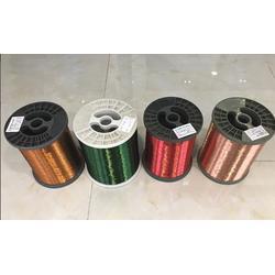 铜包铝自粘线报价、吴江神州(在线咨询)、铜包铝自粘线图片