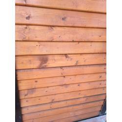 防腐木花架造价、防腐木、三通木业(图)图片