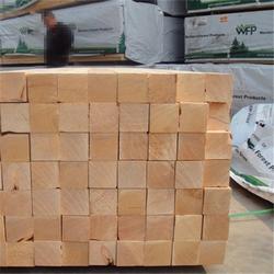 建筑木方厂家 樟子松建筑口料厂-建筑口料图片