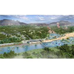 云南承接漂流设计|佰森园林(在线咨询)|承接漂流设计图片