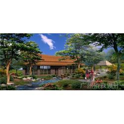 室外温泉设计、佰森园林、乌鲁木齐温泉设计图片