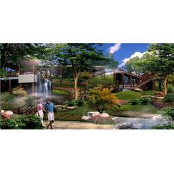 漂流水道设计,佰森园林,广西漂流水道图片