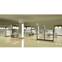 乐飞展柜定做商场柜台设计制作店面柜台定做图片