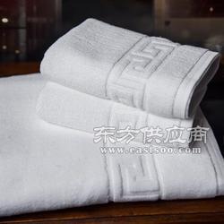 酒店宾馆毛巾浴巾定做图片