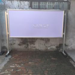 开启式移动报栏,室内铝型材宣传栏图片