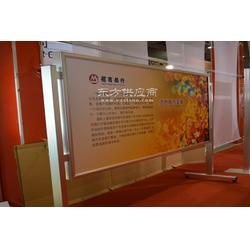 铝合金展板,海报架制作厂家图片