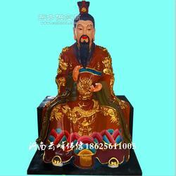 彩绘贴金神像十二金仙 太上老君佛像 慈航道人神像厂家报价图片