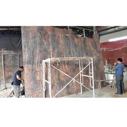 锻铜雕塑制作 安徽锻铜雕塑 合肥众志雕塑厂图片