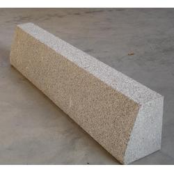 斜边路边石、一顺石业(优质商家)、斜边路边石供应商图片