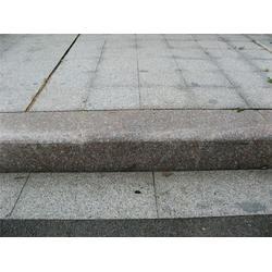 五莲红路侧石|五莲红|一顺石业公司(查看)图片