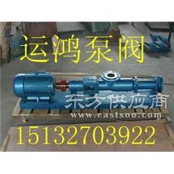 G型单螺杆泵规模大的生产厂家图片