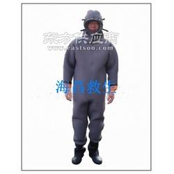 潜水衣服全密封干式潜水服图片