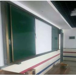 许昌推拉黑板、多媒体推拉黑板、科普黑板(优质商家)图片