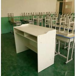 课桌椅、周口中小学生课桌椅、科普黑板(优质商家)图片