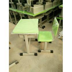 平顶山单人课桌椅尺寸,科普课桌椅(在线咨询),单人课桌椅图片