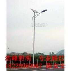 锂电池太阳能路灯蓄电池太阳能路灯工作原理图片