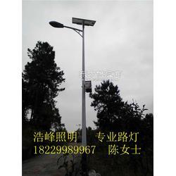 3米20W庭院燈廠家 太陽能庭院燈圖片