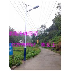 农村太阳能路灯厂家LED太阳能路灯供应找浩峰照明图片