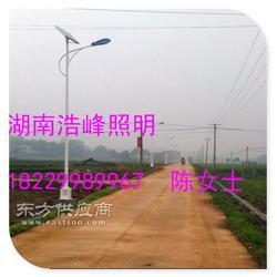 太阳能路灯厂家单双臂6米市电路灯询价图片