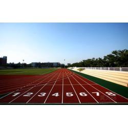 9mm混合型塑胶跑道、永州塑胶跑道、奥拓体育器材(查看)图片