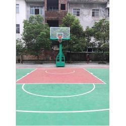 篮球架安装_江华篮球架_奥拓体育器材图片