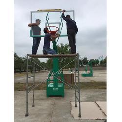 零陵篮球架|奥拓体育|篮球架安装图片