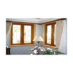 永年区铝包木棒棒的|铝包木|邯郸极景门窗图片