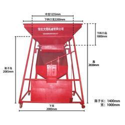 装袋机生产商_驻马店装袋机_大翔机械(查看)图片