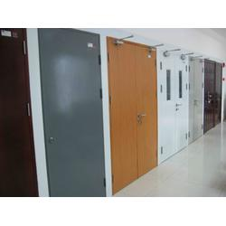 木質隔熱防火門-蘇州融安消防科技-飾面木質隔熱防火門制造商圖片