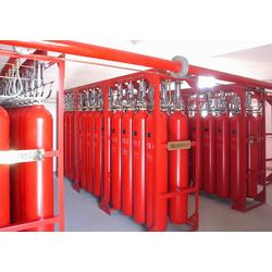 二氧化碳灭火系统安装|苏州融安消防科技|扬州灭火系统图片