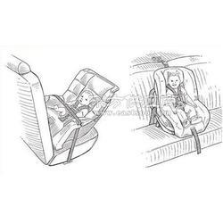 儿童安全座椅市场缺乏政策的规范图片