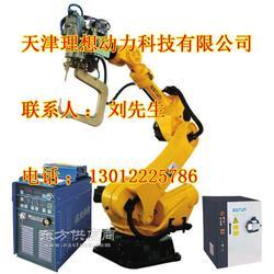 安川点焊机器人保养,发那科点焊机器人图片