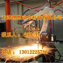 QH-165点焊机器人生产线,点焊机器人焊钳故障多少钱图片