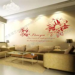 然美装饰、液态壁纸厂家、青山液态壁纸图片