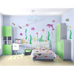 液态壁纸厂家加盟-然美装饰招商加盟-广西液态壁纸图片