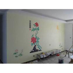 天门液态壁纸、家装液态壁纸、然美装饰(优质商家)图片