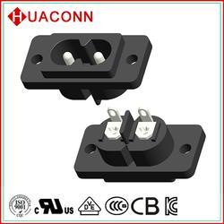 8字插座-華琴電子-ac8字插座圖片