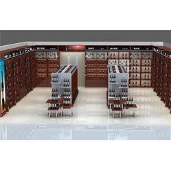 (优质服务) 烟酒展柜-展柜图片