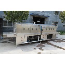 芜湖洗筐烘干线生产厂家-诸城利特机械图片
